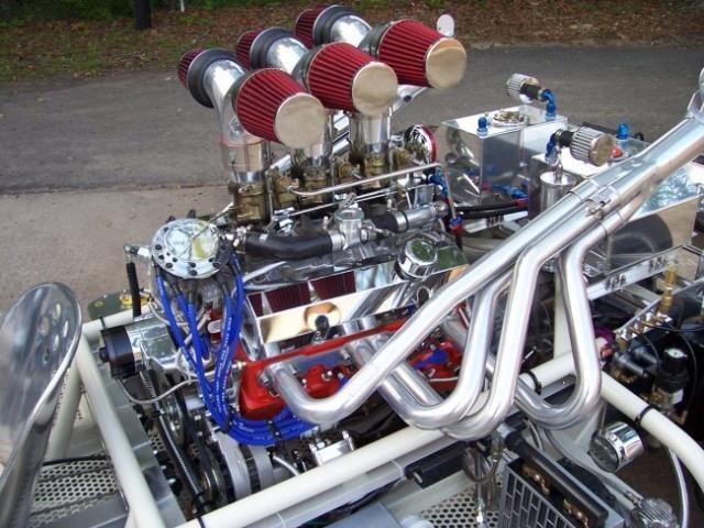 Justtryken V8 Trike