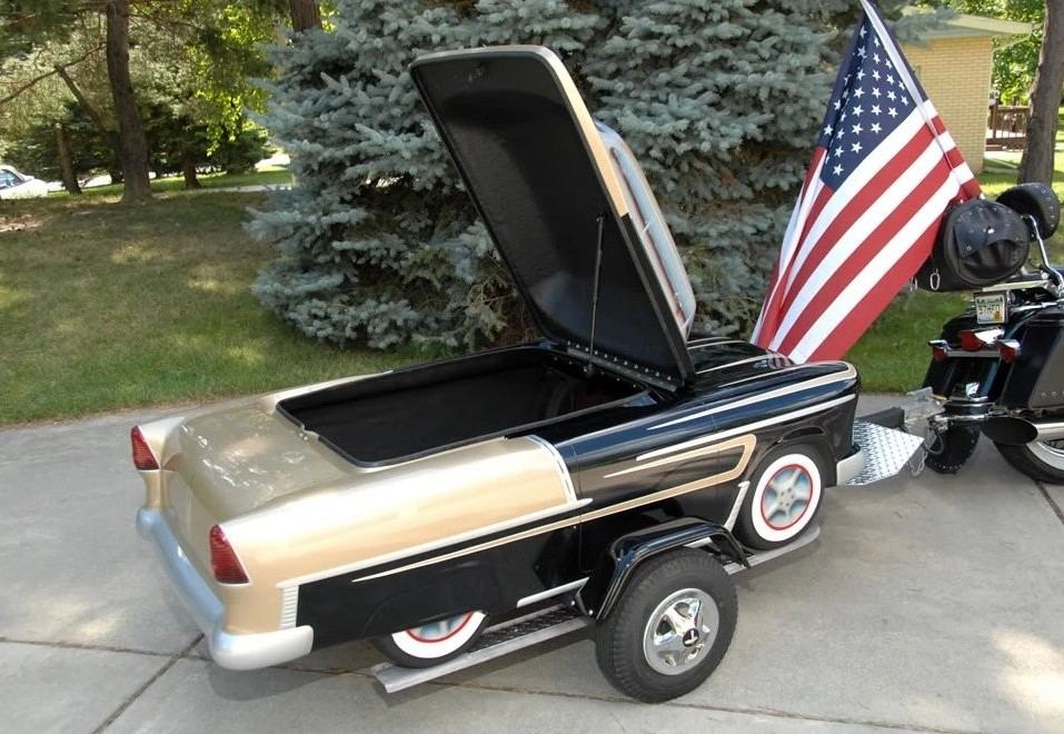 Car Replica Trailer