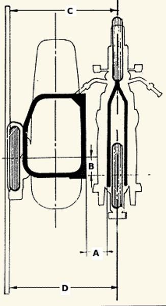 Wheel Lead Diagram