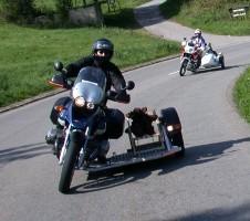 Leaner Sidecar
