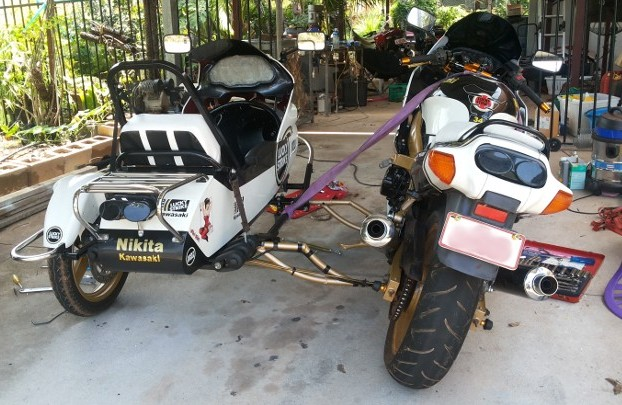 Leaner Sidecar Paul