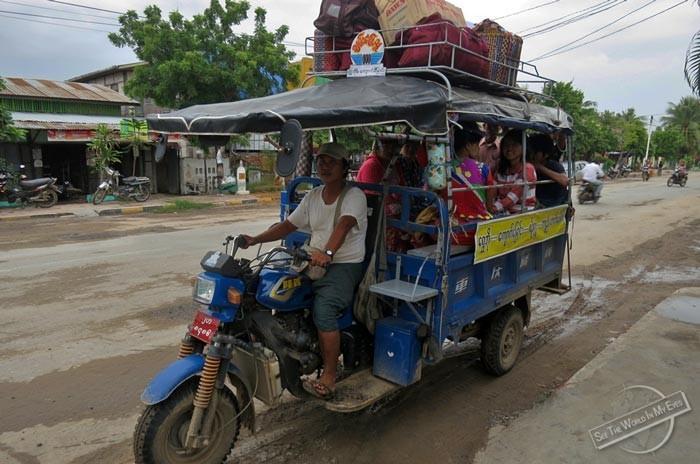 Cargo Forward Trike