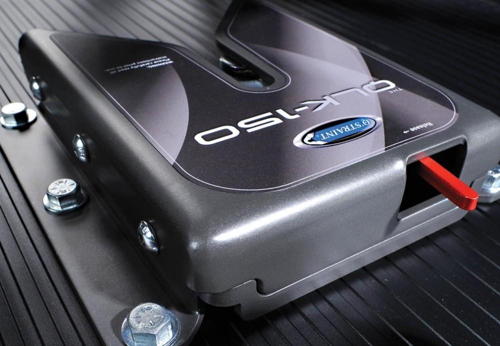 Qstraint Wheelchair Docking System