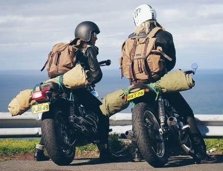 Motorbike Swag
