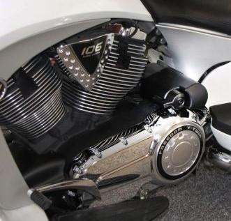 Sidecar Reverse Gear