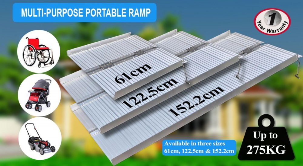Multi Purpose Portable Ramp