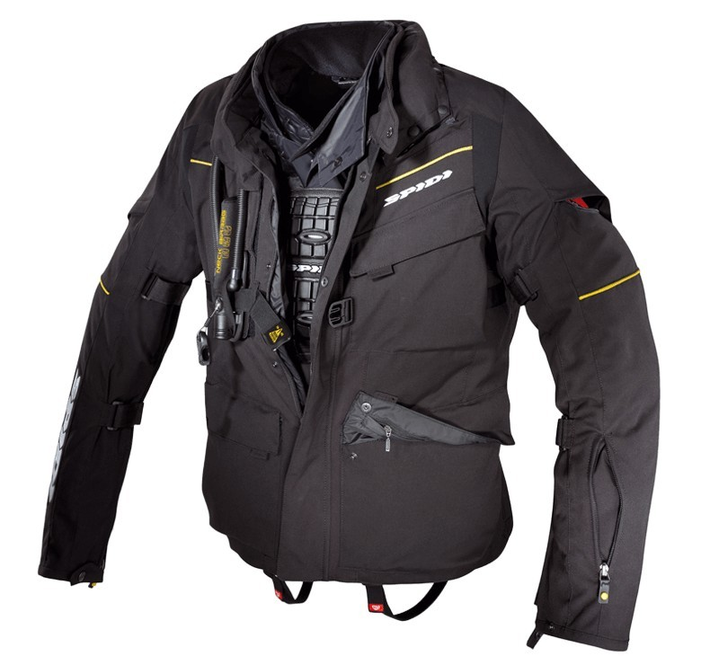 Spide DPS Motorcycle Airbag Jacket