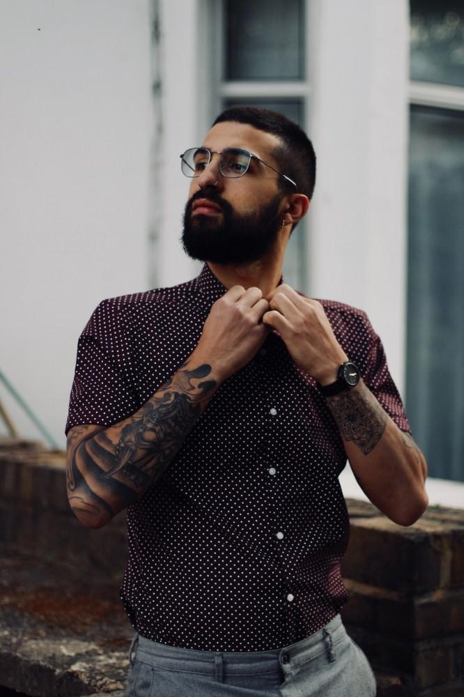 how to grow a beard fast