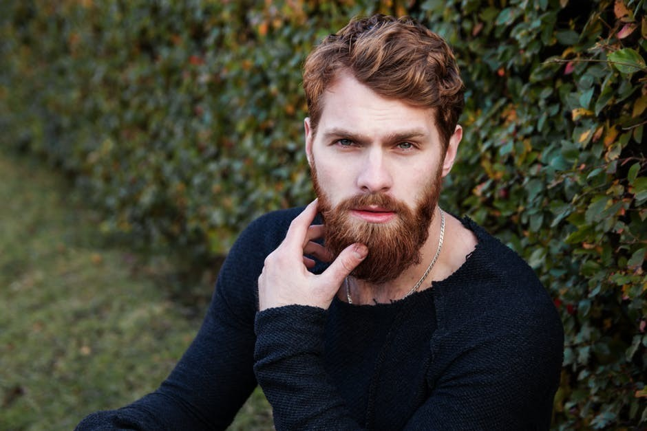 how to grow a beard naturally