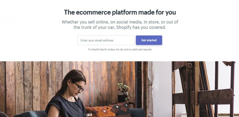 Join Shopify