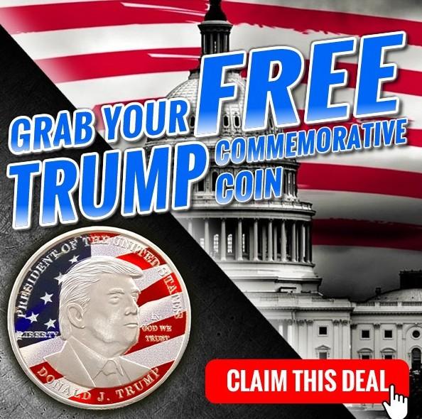 Trump Commemorative Coin