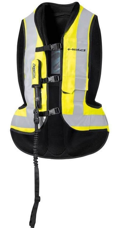 Held Airbag Vest Front View