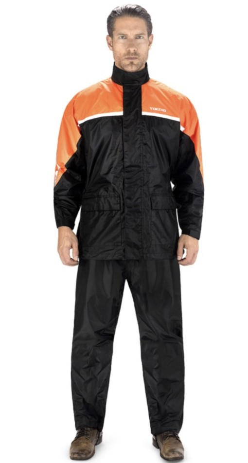 Viking Rain Gear in Orange