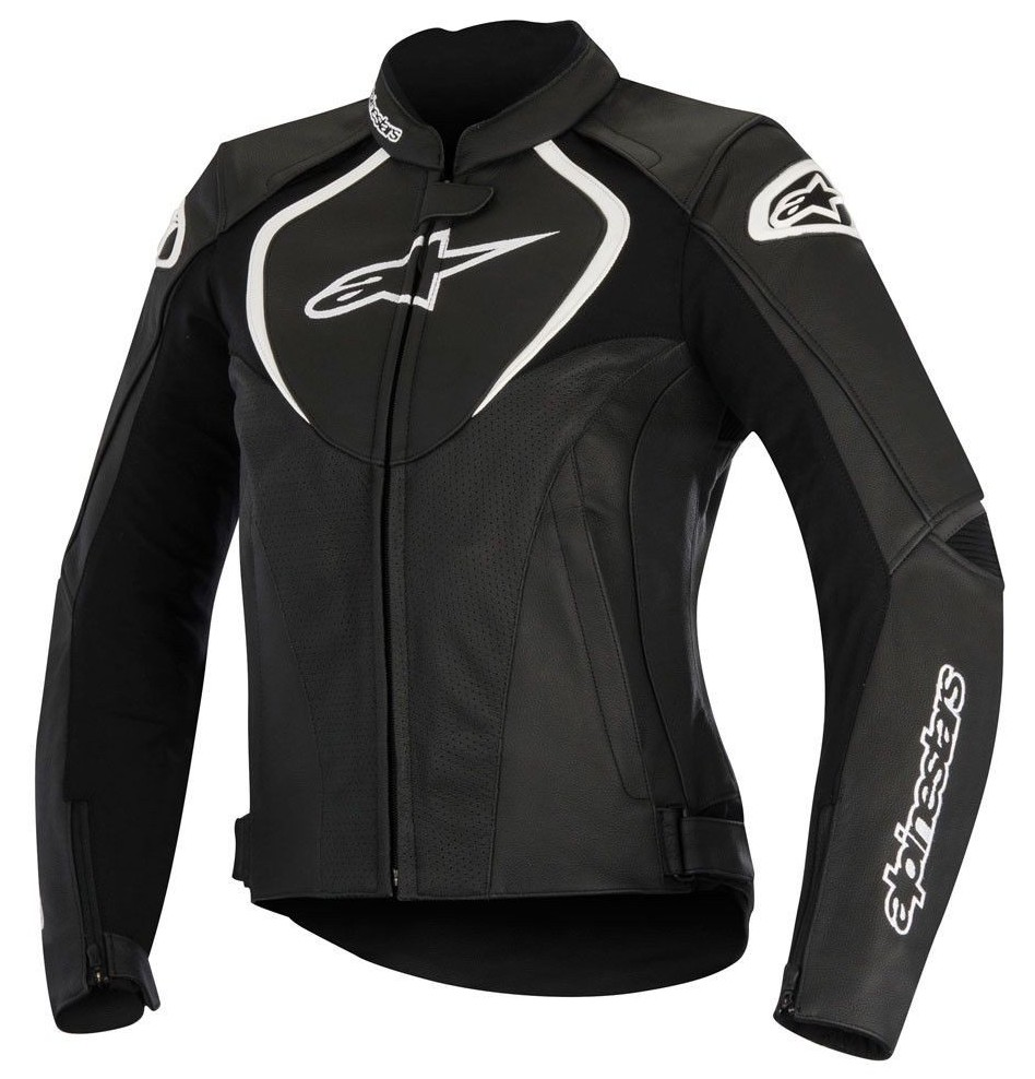 Alpinestars Womens stella Jaws Performance Leather Jacket