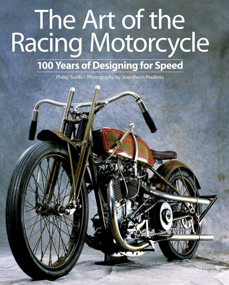 The Art of Racing Motorcycles