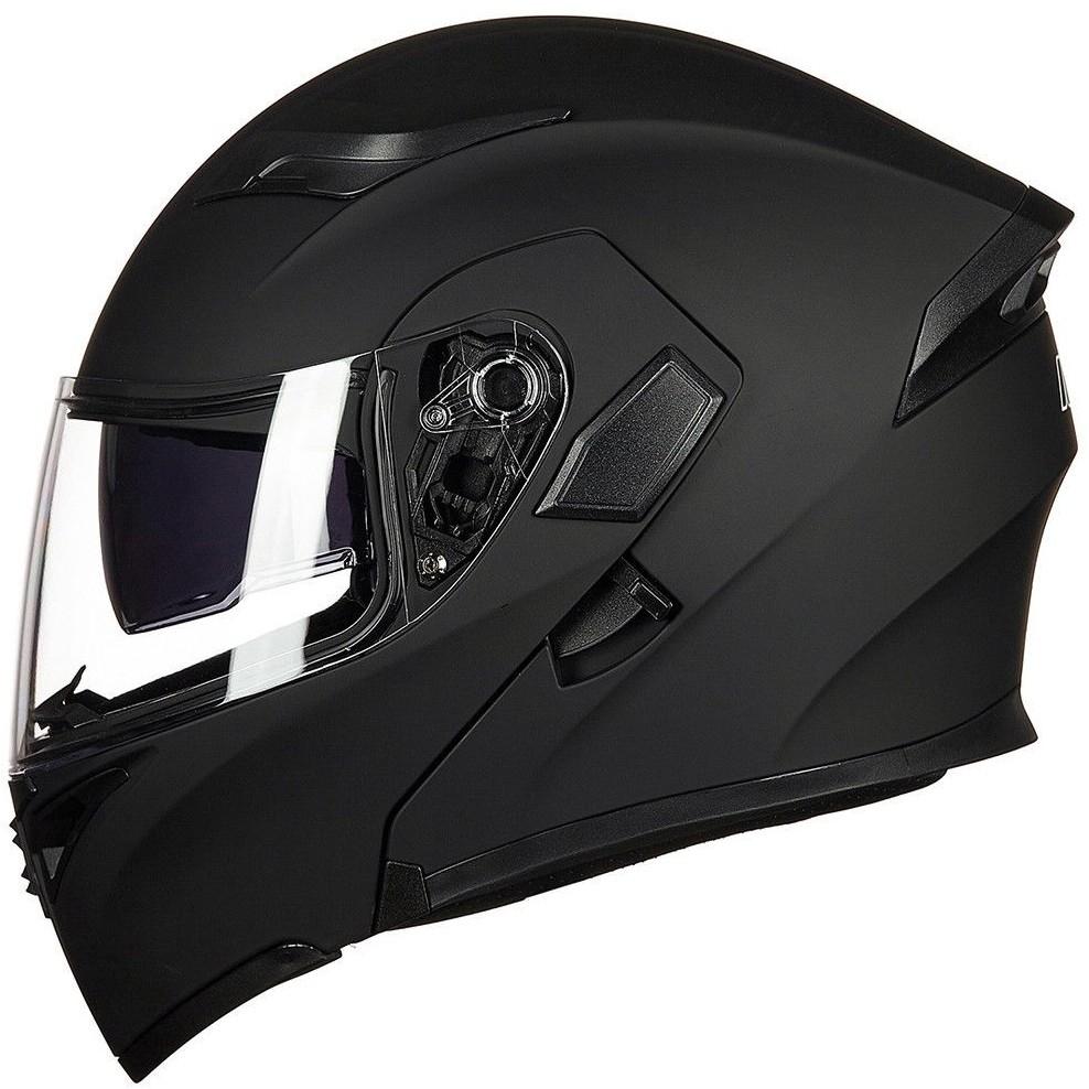 Dual Visor Full Face Helmet