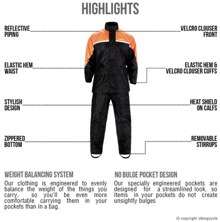 Highlights of Jacket and Pants