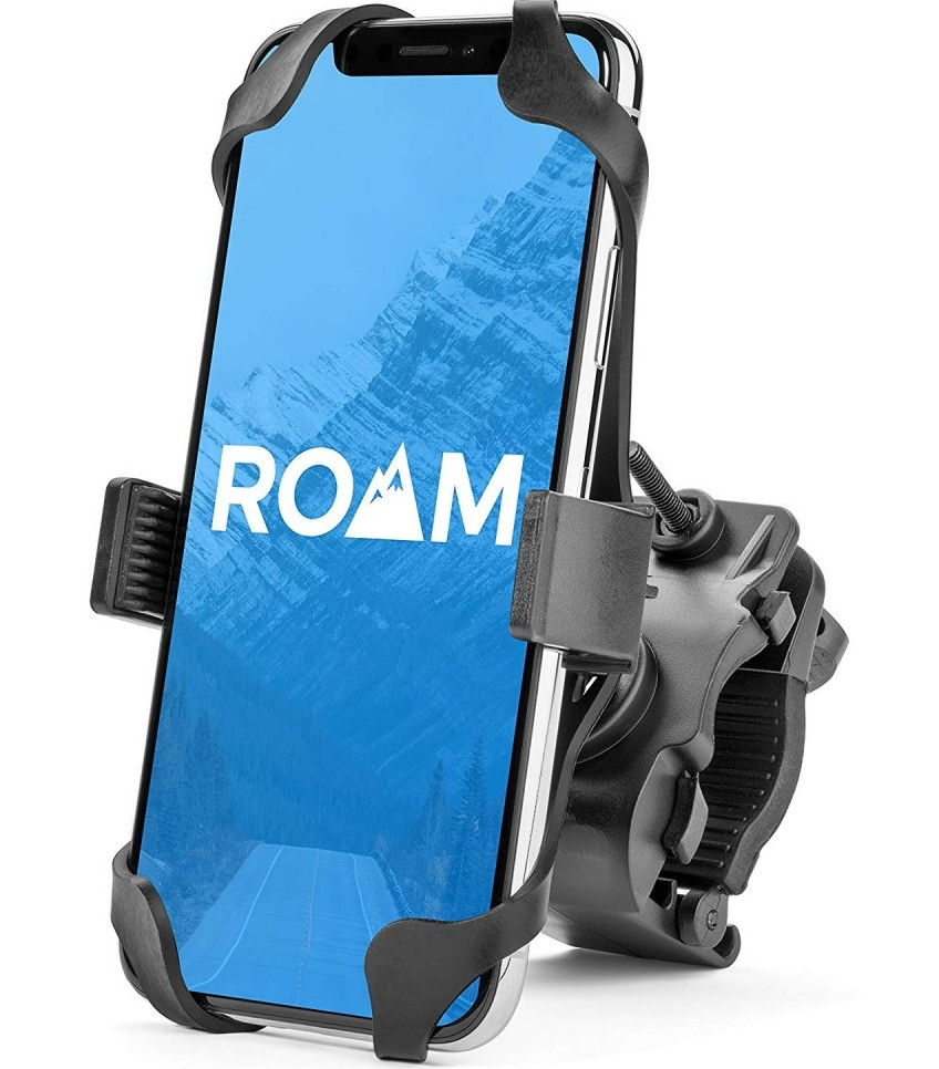 Roam Motorcycle mount front view