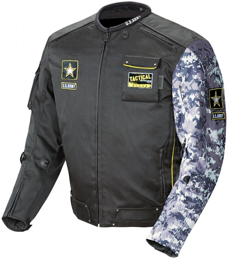 Joe Rocket U.S Army Mesh Jacket