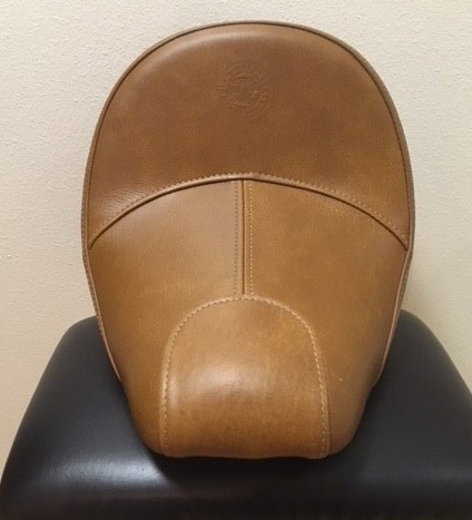 Indian Motorcycle Seat front view