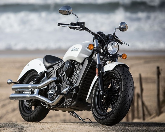 2016 Scout Sixty with Commander II Tires