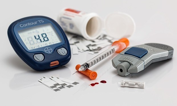 Blood sugar is at its peak when sugar is consumed