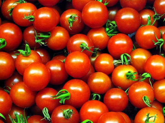 Tomatoes are good antioxidants
