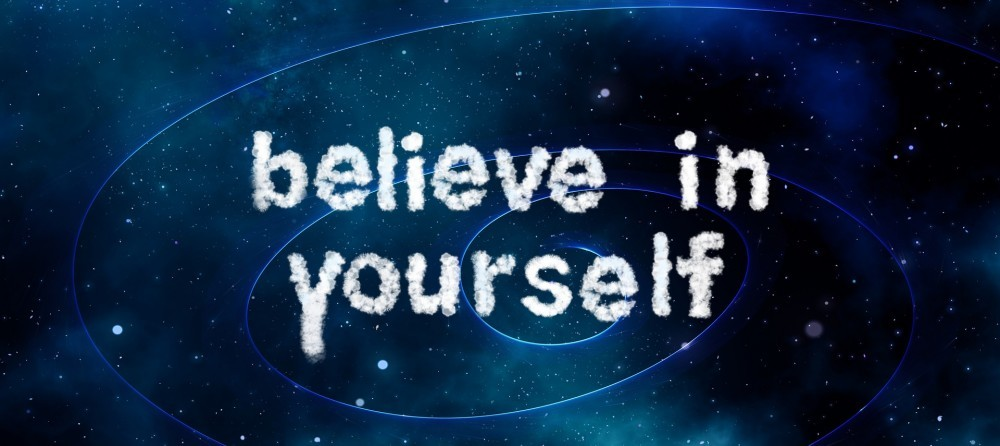 Motivational quote - Believe In Yourself