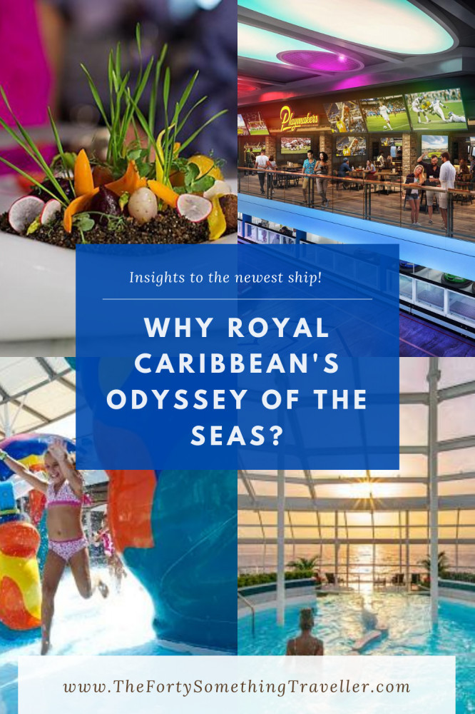Royal Caribbean's Odyssey of the Seas