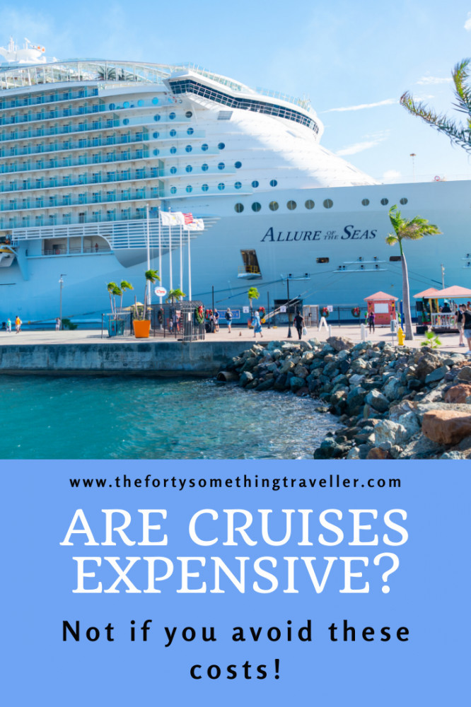are cruises expensive