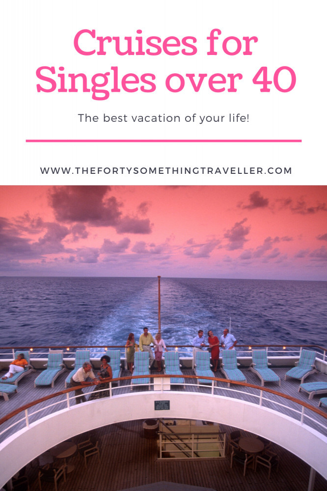 cruises for singles over 40