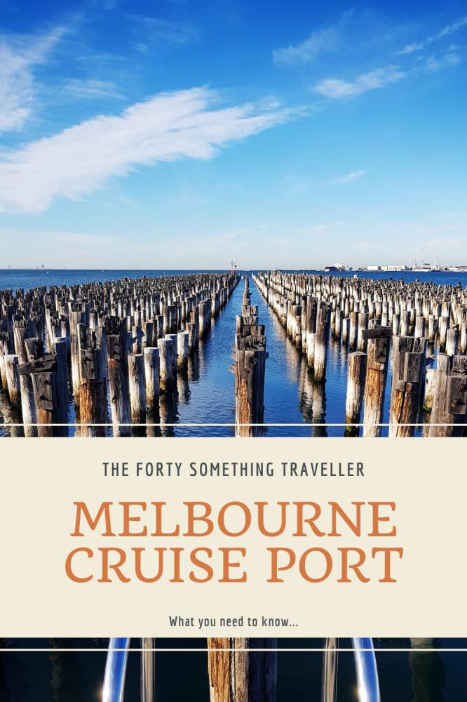 Melbourne cruise port
