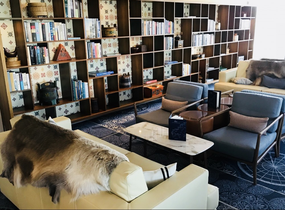Viking Cruises Library