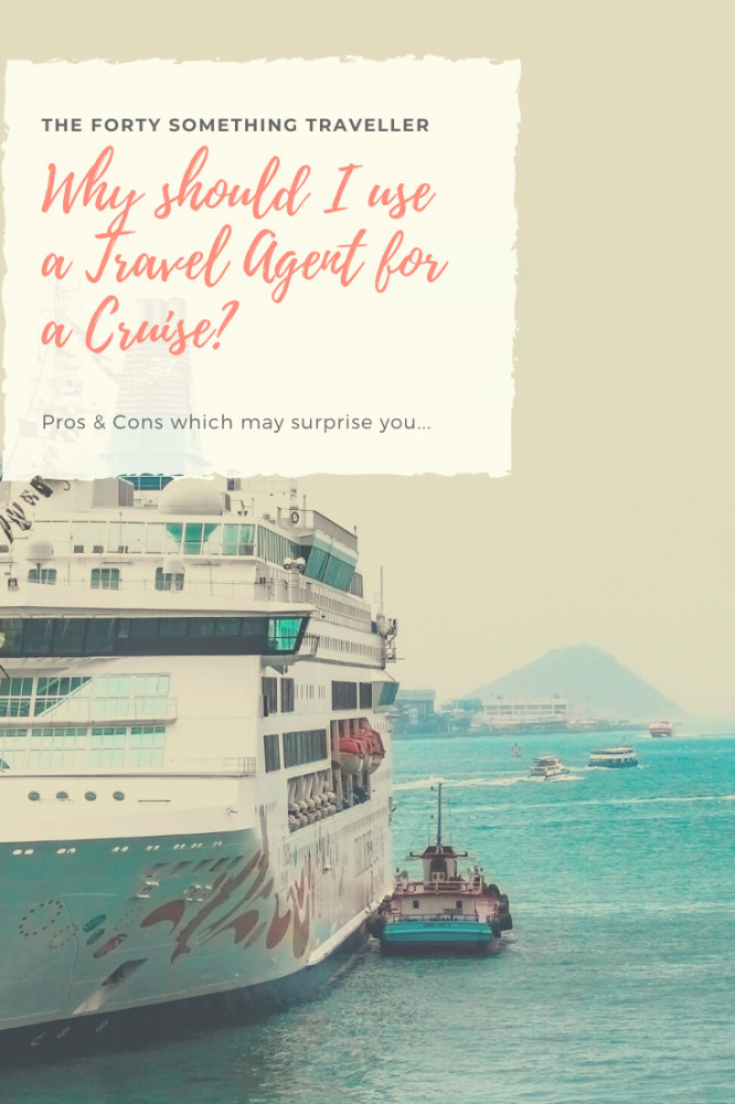 Should I use a travel agent for a cruise