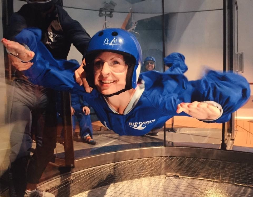 iFly flight simulator
