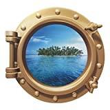 porthole decal