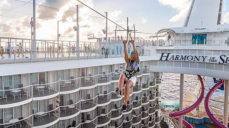 best cruise ship activities