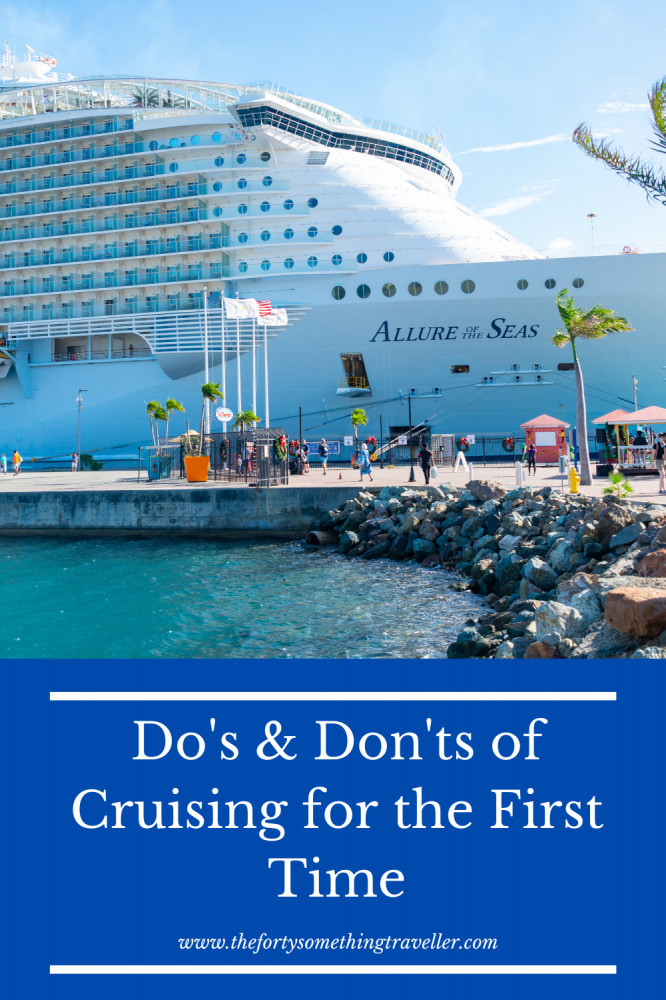 Dos and don'ts of cruising