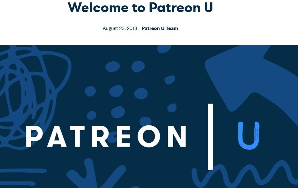 Patreon U