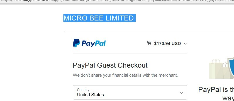 Micro Bee Limited