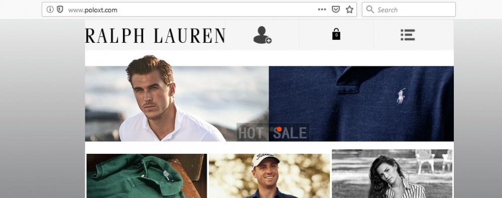 Poloxt's main page
