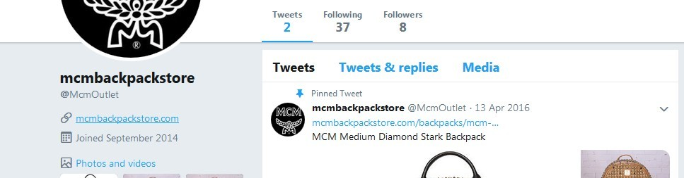 MBOO's Twitter page