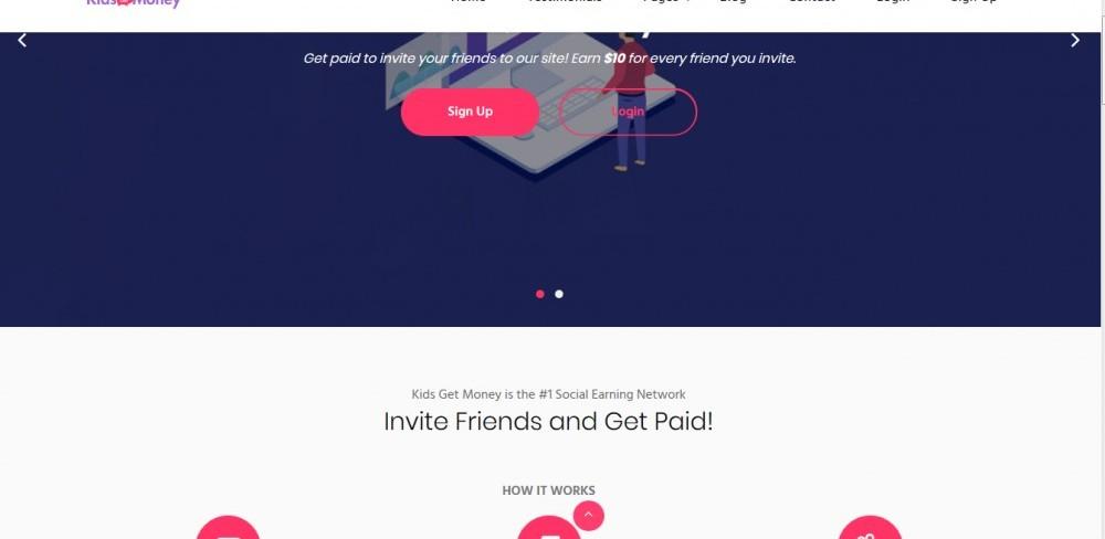 KEM's Frontpage
