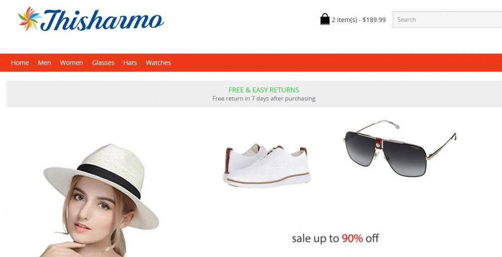 ThisHarmo.com's Main Page
