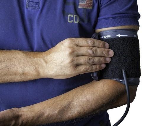 normal blood pressure