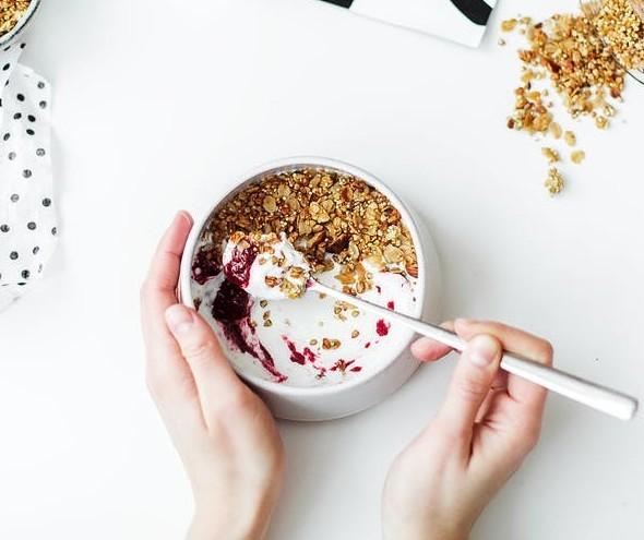 yogurt diet for employees