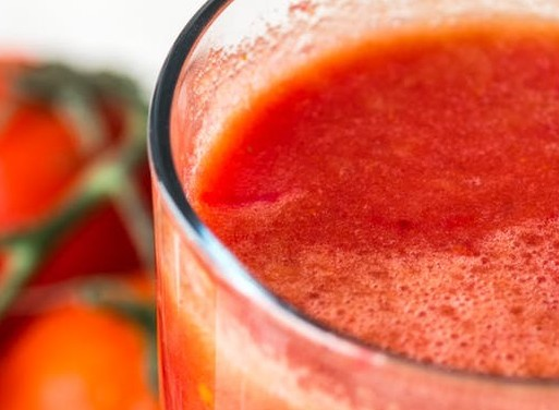 tomato juice for healthy fat loss