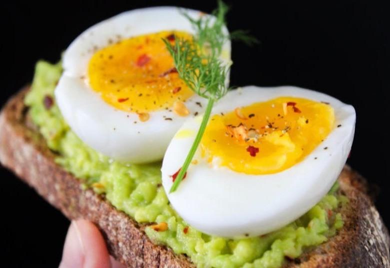 egg diet with yogurt
