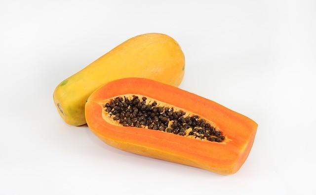 fresh papaya for weight loss