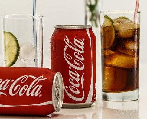 throw out coca cola